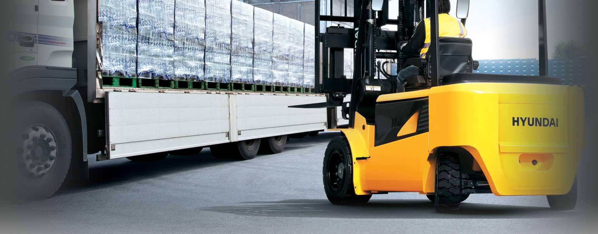 Monroe Truck Equipment >> Statesville Forklifts - Hyundai, UniCarriers, Komatsu | Carolina Industrial Trucks
