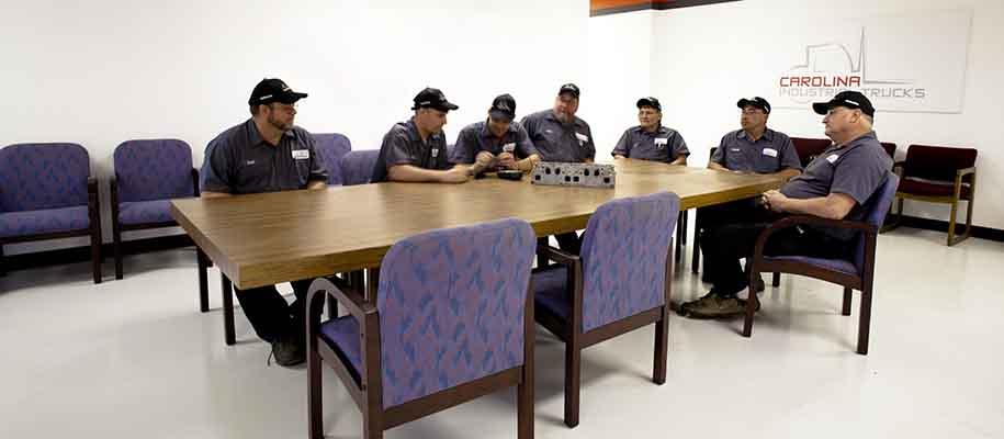 Greensboro Forklift Training Carolina Industrial Trucks