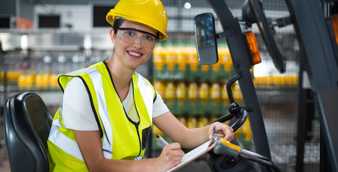 Importance of Forklift Inspections