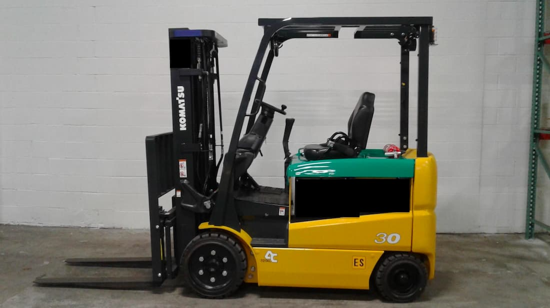 Electric Forklift Batteries