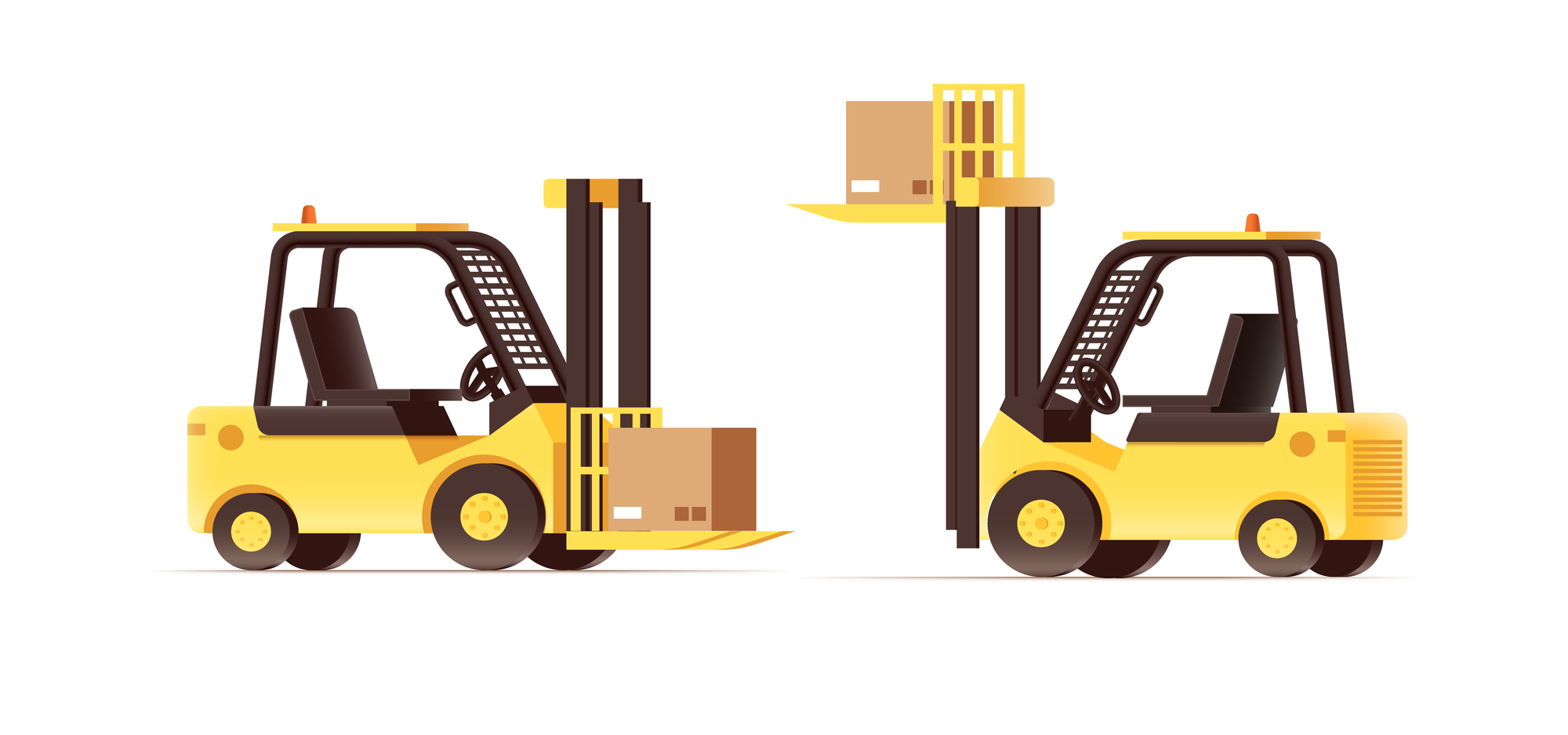 New vs. Used: The Ultimate Forklift Buyers Guide