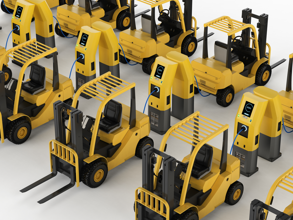Top 10 Myths About Electric Forklifts: Busted