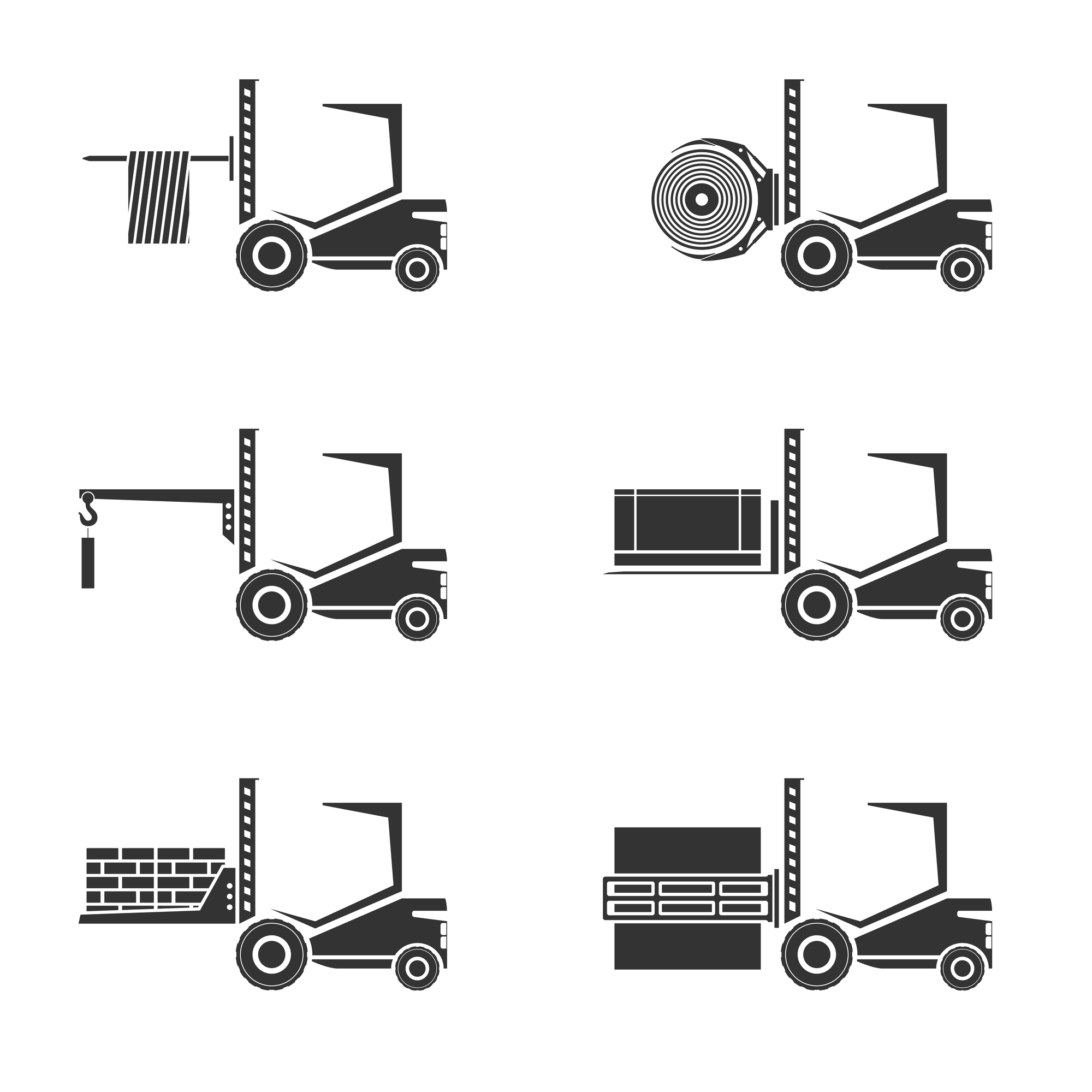 What Types of Forklift Attachments Do You Need?