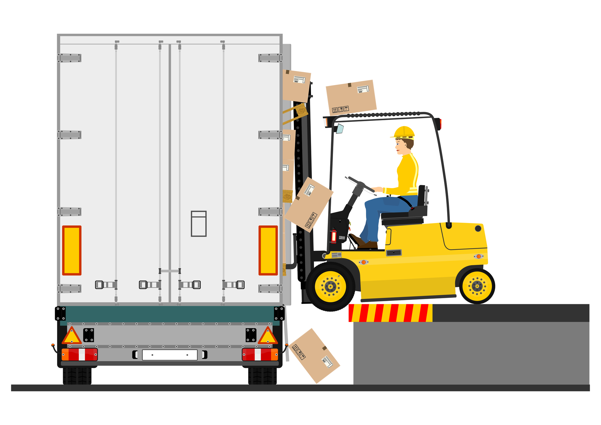 National Forklift Safety Day: Here's Some Forklift Safety ...