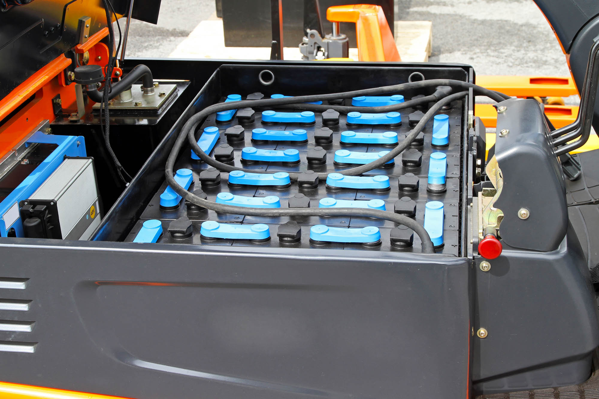 What Can Go Wrong When Charging a Forklift Battery?
